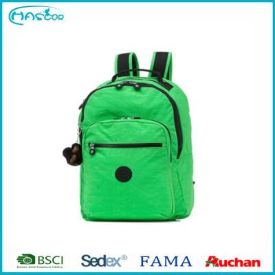 2016 Fashion Basic style Teenage school backpack