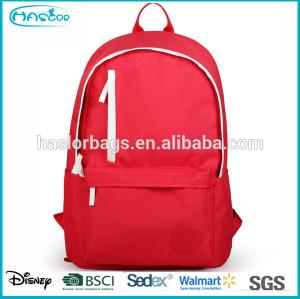 Waterproof and durable canvas blank backpacks wholesale