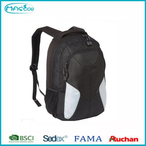 2016 classique noir En Gros bonne qualité laptop Backpack