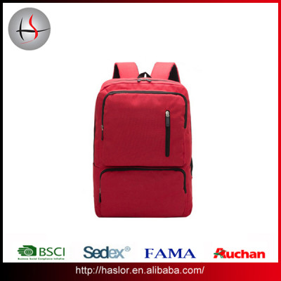2016 fashion new design papular backpack laptop bags