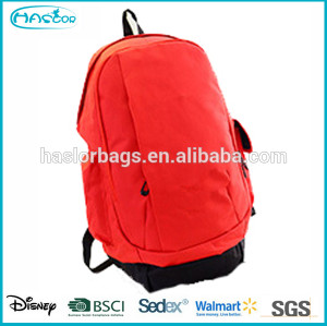 2015 Waterproof and durable high-capacity blank backpacks for leisure