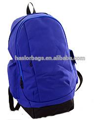 2015 Waterproof and durable high-capacity blank backpacks for leisure