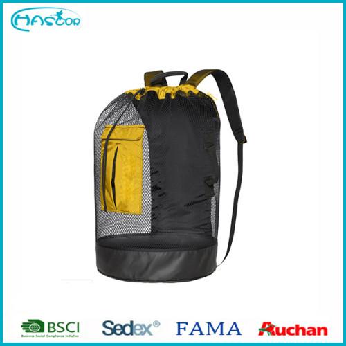 2016 travelling waterproof outdoor mesh driving backpack