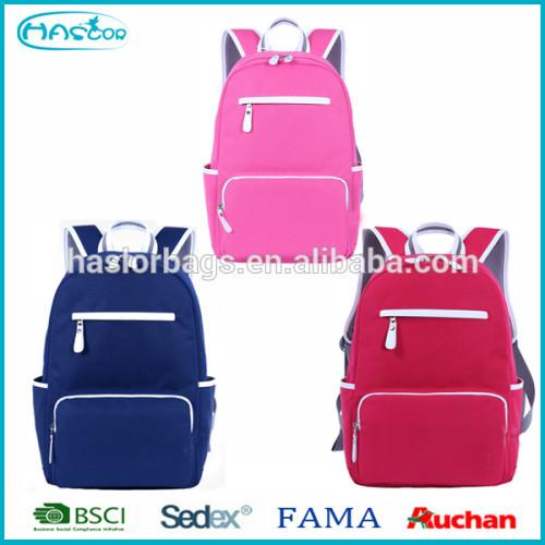 2015 Wholesale Newest Custom Fashionable 17.5 Inch Laptop Backpack