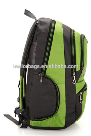 Waterproof polyester custom laptop high quality backpack