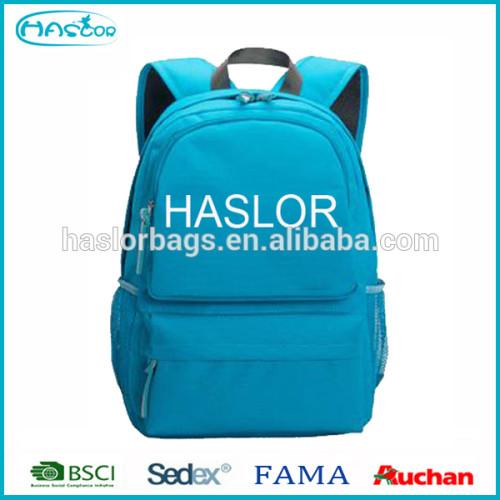 2016 Wholesale Fashion Waterproof Canvas Backpack Travel School backpack