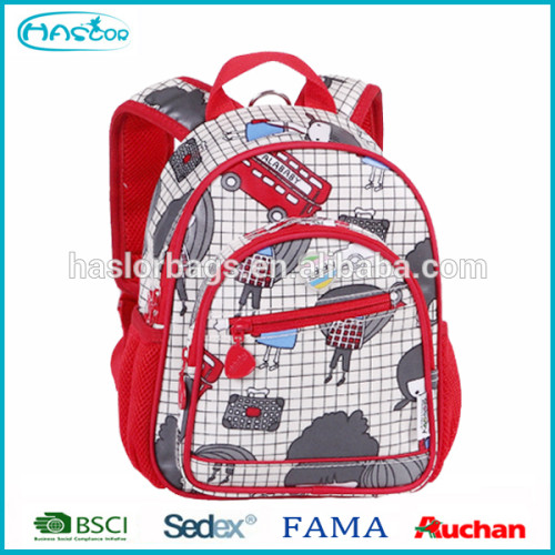 2015 Wholesales Manufacturer Fashion Small Backpcak Kids Backpack