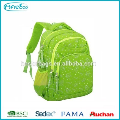 Large children school bike backpack
