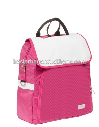 Cute minion girl's school backpacks for school