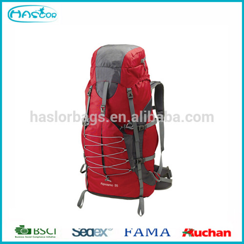 2016 new design waterproof large department montain bag
