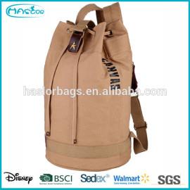 Dernières étanche et durable toile multifonctionnel sac à dos pour randonnée et camping
