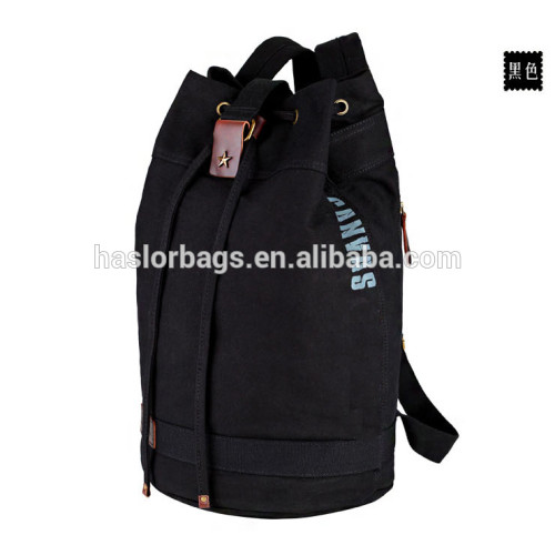 Latest waterproof and durable canvas multifunctional backpack for hiking & camping