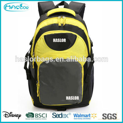 Wholesale custom waterproof and durable polyester backpack for sport & leisure