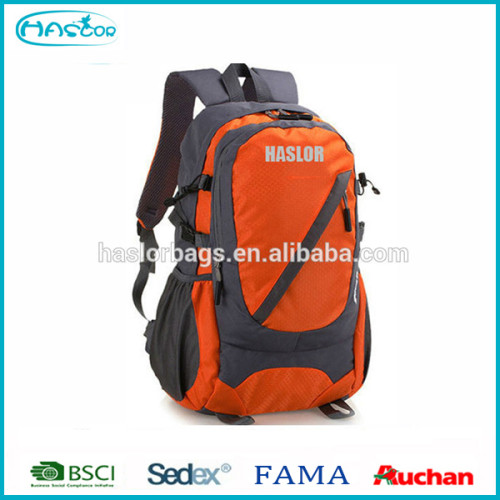 Newest waterproof high-capacity hiking backpack with many pockets