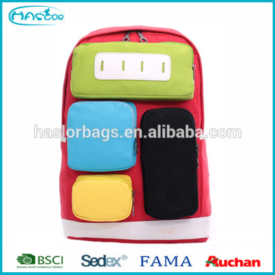 2016 New Style Fashion Hiking Backpack ,Travelling backpack For Teen