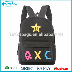 2016 Manufacturer Fashion Custom High School Backpack Bag