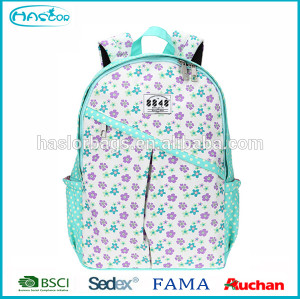 2016 Wholesale Custom Fashion Backpack Bag For Girls