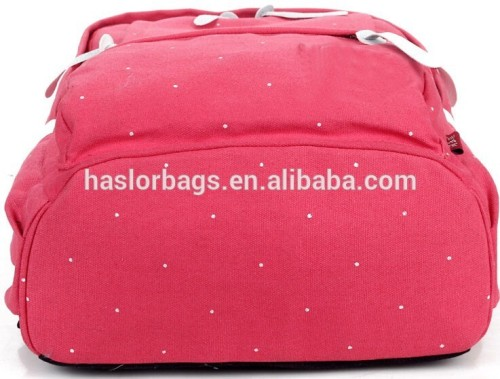 Popular Canvas College Bag Models for Girls