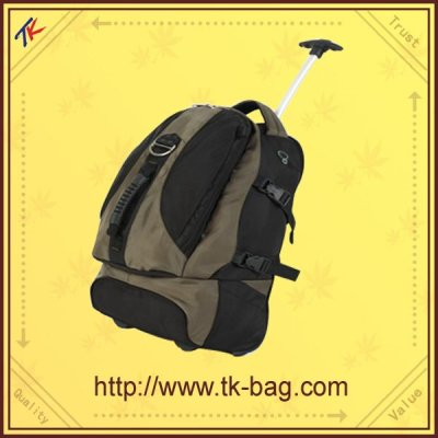 High Quality Multi Interlayer Trolley Backpack Bags