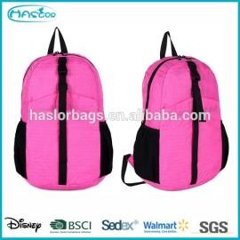 Fold Herschel sac à dos / sac à dos bon marché en plein air pour adolescent