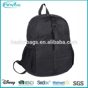 Fold Cheap Promotion Bag /Black Backpack /School Bag