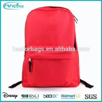 Chine usine école sac à dos / travail sac à dos pour Promotion