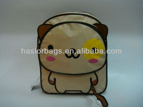 Wholesale Small Kids Animal Shaped Cat School Bag