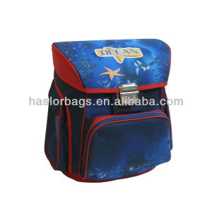Dur retour excellente qualité sac à dos EVA sac d'école