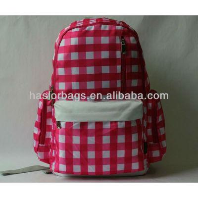 OEM Customised School Bag Beautiful Girls Backpacks