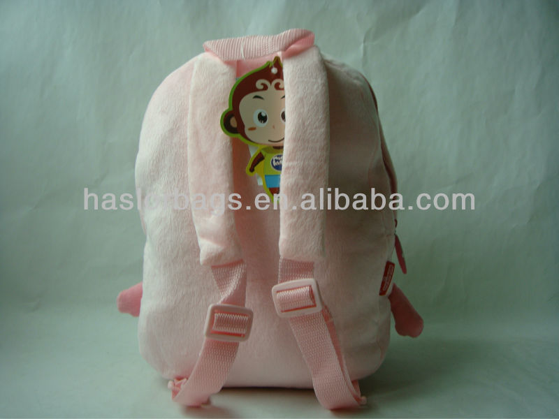 Kids Fashion Toy Plush School Bags