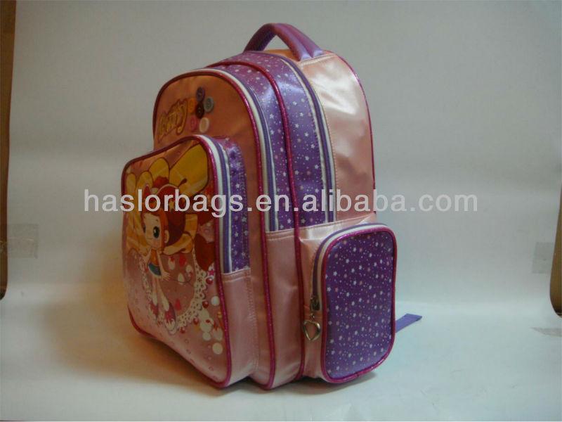 Very Cute Backpack for Little Girls 2013 School Bag