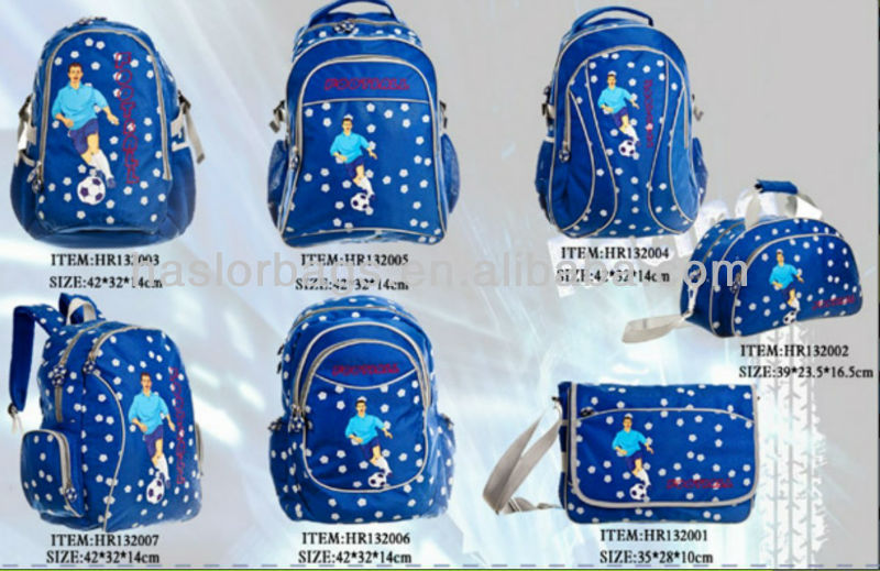New Style Famous Designer Sports Ball Backpack
