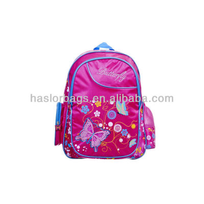 2016 fashion style school backpack for young girl
