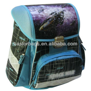 2013 Latest Children Hard School Bag for Boys