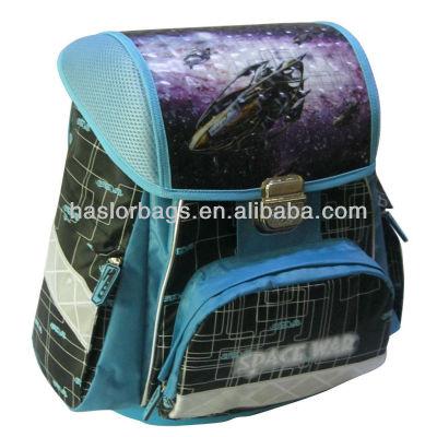 2013 Latest Children Hard School Bag for Boys