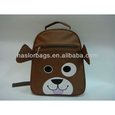 Dog Shaped Bag Kids Sports and Leisure 300D Backpack