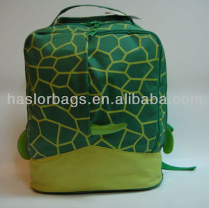 Cute Green Turtle Backpack for Children
