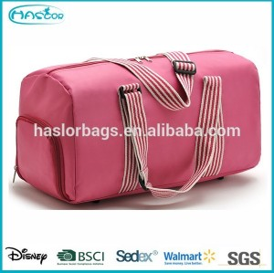 Haslor Name Brand Travel Bags with Shoe Compartment