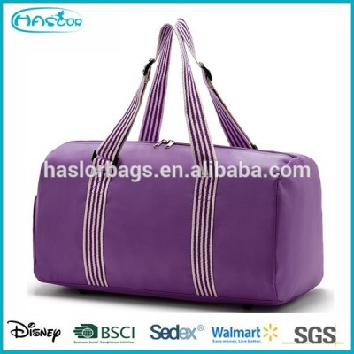 Fashion Travel Bag with Shoe Compartment / Travel Bag for Sale