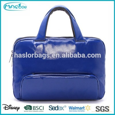 2015 New Design of Fashion PU Laptop Bag for Girls