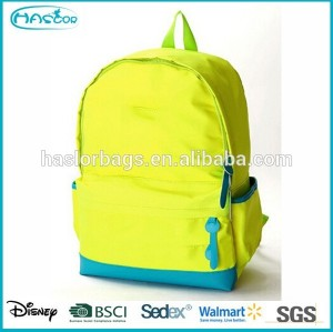 Fashion Backpack Fluorescent Color for Girls
