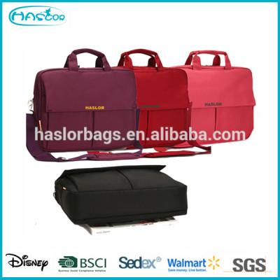 Colorful custom computer bag notebook bag for women
