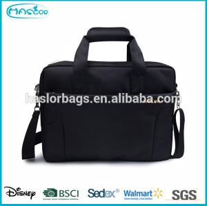 Customized 14 inch laptop handbag with shoulder strap