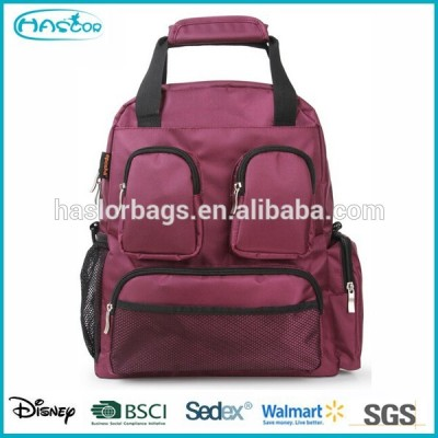 2015 New Design of Fashion Diaper Backpack for Lady