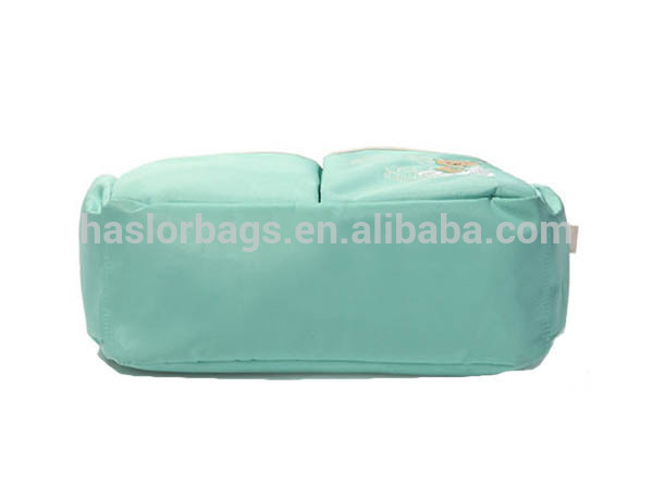 BSCI Directly Factory With Cheap Mother Baby bag,Fashion Adult Baby Diaper Bag