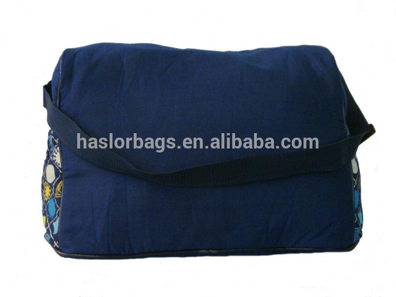 Extra Large Outdoor Fashion Chevron Wholesale Diaper Bags