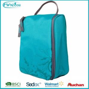 Promotionnel wholeasle voyage sac cosmétique avec la chine fabricant