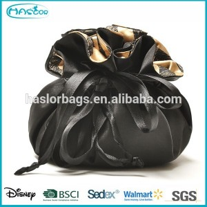 Fashion Satin Cosmetic Bag /Washing Bag for Lady