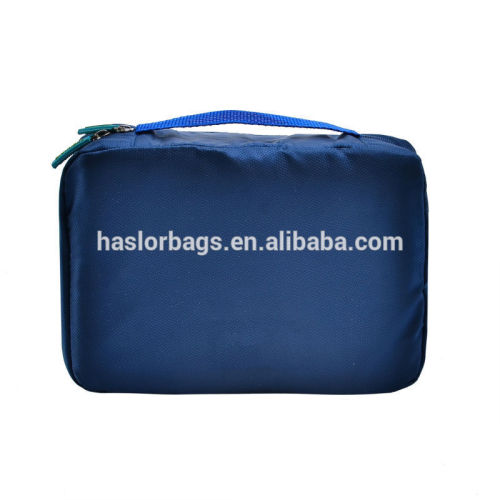 Waterproof and durable travel cosmetic bag for women