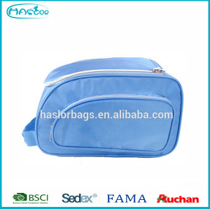 Wholesale promotional hard case cosmetic bag for travel